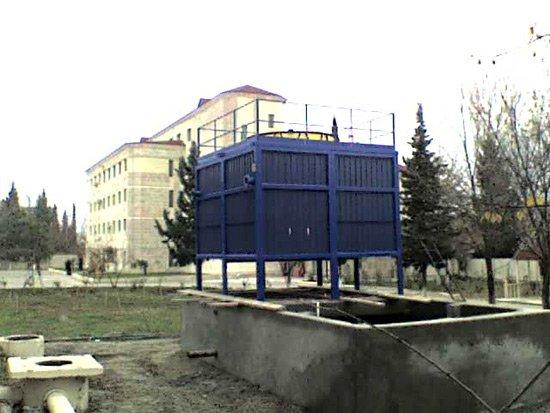 градирня азербайджан